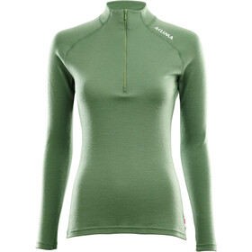 Aclima WarmWool Undertøj Damer, grøn